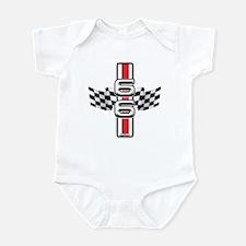 Racer Red Infant Bodysuit