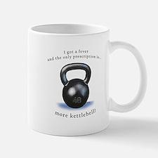 Prescription for Kettlebell Small Small Mug