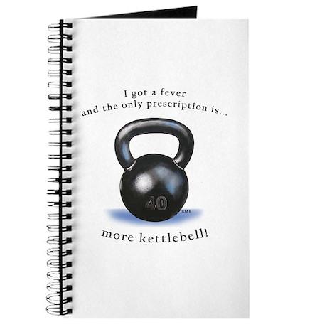 Prescription for Kettlebell Journal