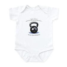 Prescription for Kettlebell Infant Bodysuit