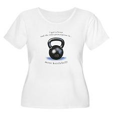 Prescription for Kettlebell T-Shirt