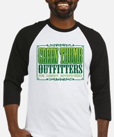 Green Thumb Outfitters Baseball Jersey