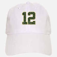 12 Aaron Rodgers Packer Marbl Baseball Baseball Cap