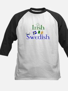 irishswedish3 Baseball Jersey