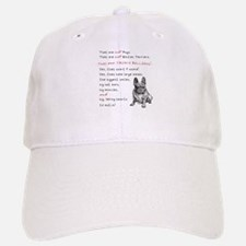 THEY are not Pugs (Serious Frenchie) Baseball Baseball Cap