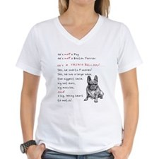 HE'S not a Pug! (Serious) Shirt
