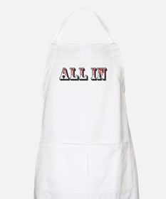 All In BBQ Apron