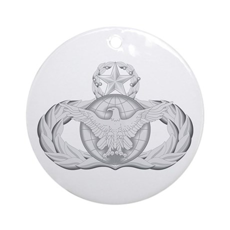 Security Forces Ornament (Round)