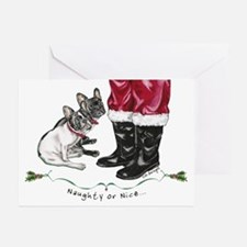 Naughty or Nice Greeting Cards (Pk of 10)