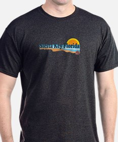 Siesta Key FL - Beach Design T-Shirt