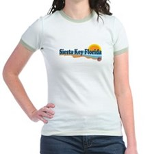Siesta Key FL - Beach Design T