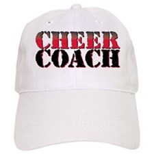 Cheer Coach Baseball Cap