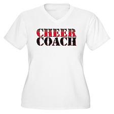Cheer Coach T-Shirt