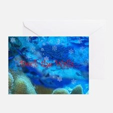Seascape Holiday Greeting Cards (Pk of 10)