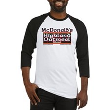 McDonald's Stout Baseball Jersey