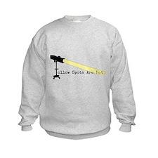 Follow Spots Are Hot Sweatshirt
