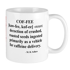 Semi-Quotable Mug