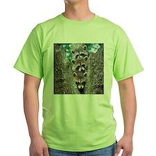 Baby Raccoon Trio T-Shirt