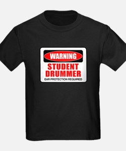 Student Drummer T