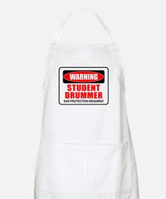 Student Drummer Apron