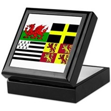Cute Welsh Keepsake Box