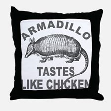 ARMADILLO Throw Pillow