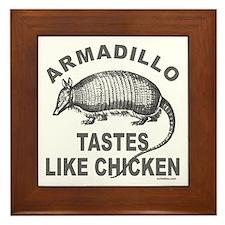 ARMADILLO Framed Tile