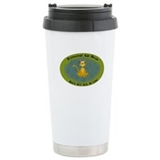 Professional Cat Herder Funny Travel Mug