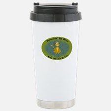 Professional Cat Herder Funny Travel Mug