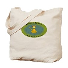 Professional Cat Herder Funny Tote Bag