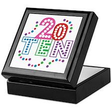 2010 Celebration Keepsake Box