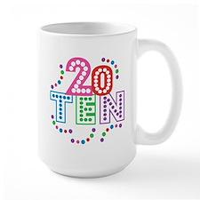 2010 Celebration Mug