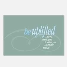 Be Uplifted Encouragement Postcards (Package of 8)