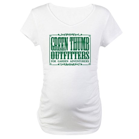 Green Thumb Outfitters Maternity T-Shirt
