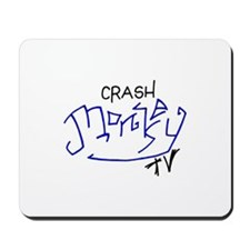 Crash Monkey TV Mousepad