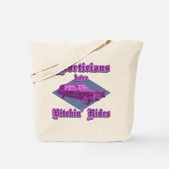 Morticians Tote Bag
