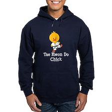 Tae Kwon Do Chick Hoodie
