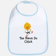 Tae Kwon Do Chick Bib