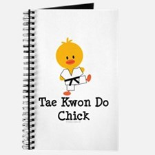 Tae Kwon Do Chick Journal