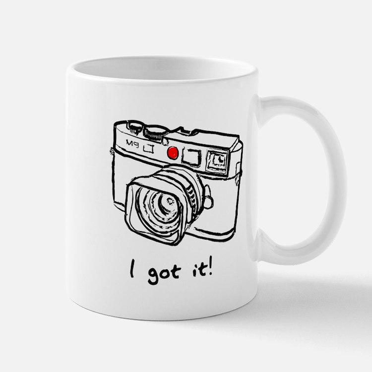 m9_i-got-it Mugs