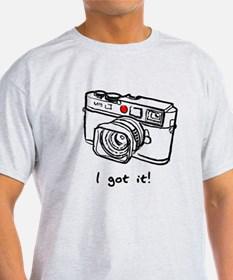 Cute Leica T-Shirt