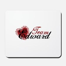 Team Edward Cullen Mousepad