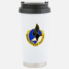 101st Airborne Division Stainless Steel Travel Mug