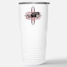 Hot Rod Stainless Steel Travel Mug