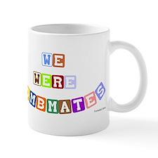 We Were Wombmates! Small Mug