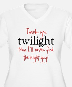 Thank You Twilight - Now I'll T-Shirt