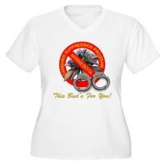 Cannabis Surpression Program T-Shirt