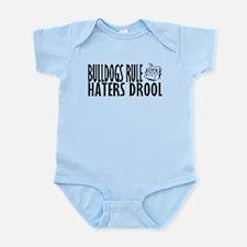 Bulldogs Rule Infant Bodysuit