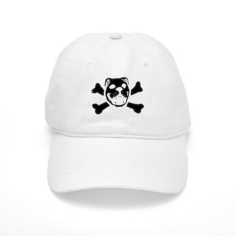 BULLDOG SKULL Cap