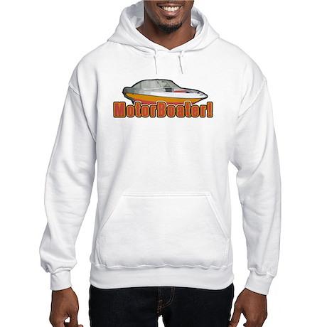 Motorboater Hooded Sweatshirt